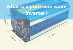 what is a pure sine wave inverter