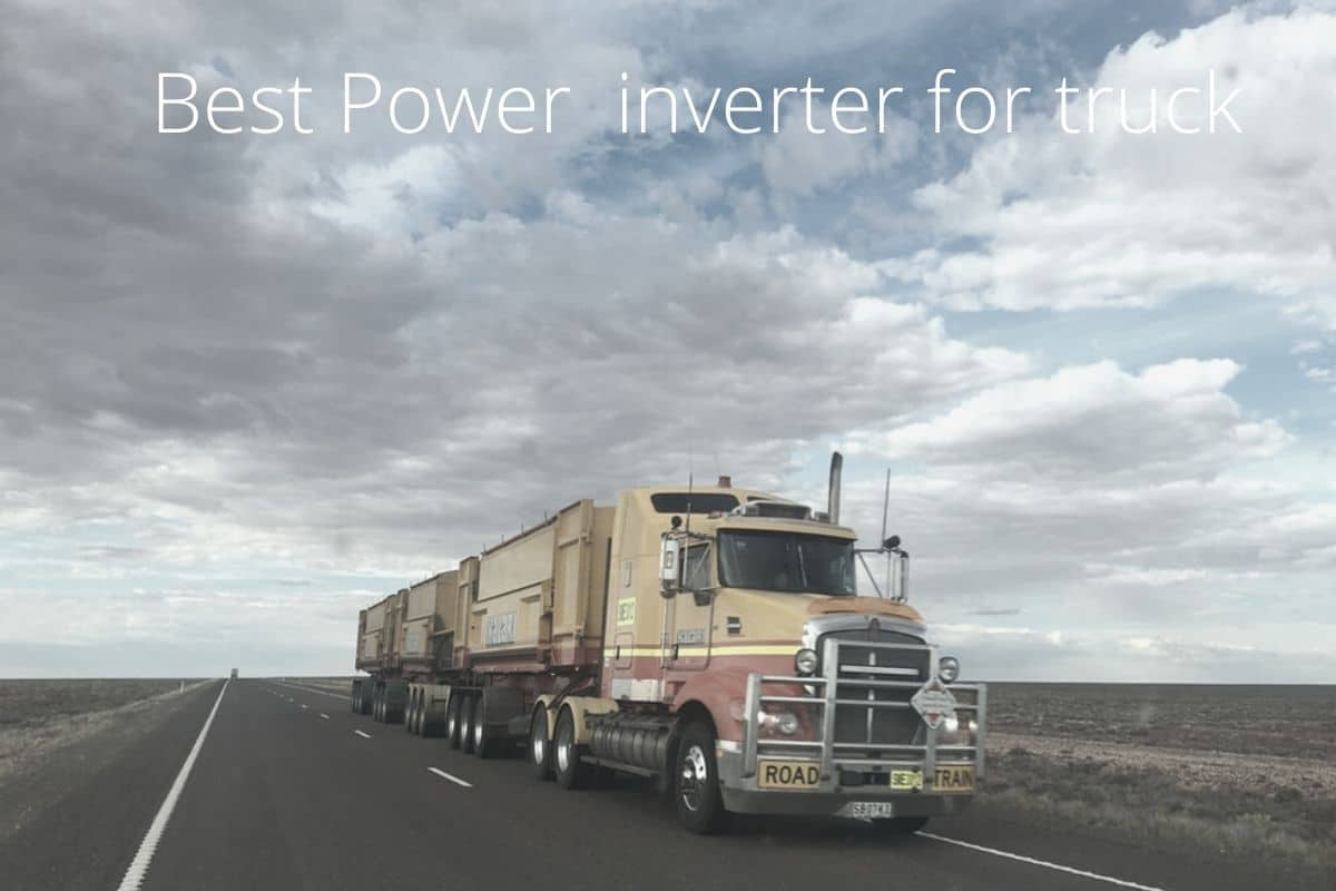 power inverter for truck